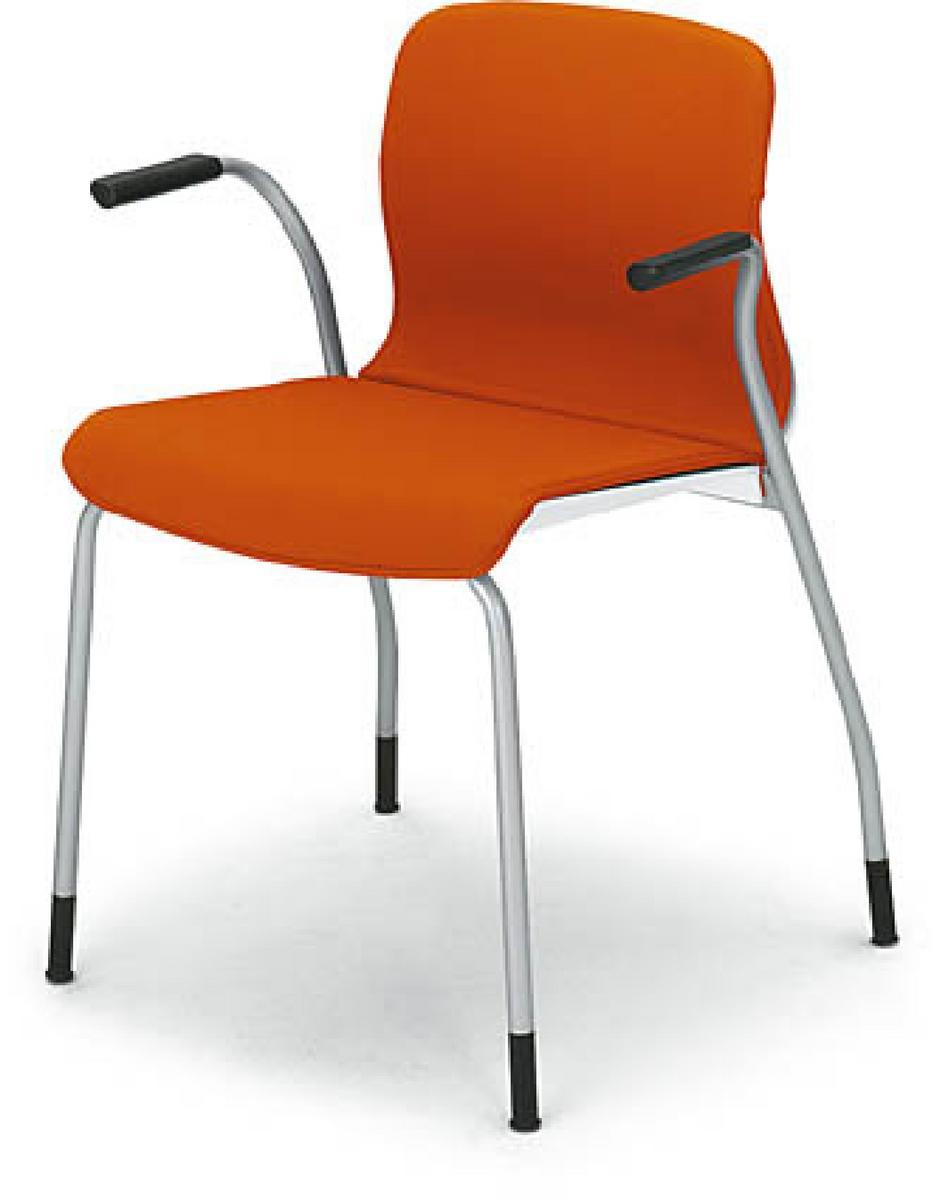 アリーナ シー 〔 ALINA/C 〕 【 総張り 】 【 肘付き 】 【 固定脚 】  会議チェア ミーティングチェア 打合せ用チェア ロビーチェア セミナー用チェア 研修用チェア 講習用チェア 来客用チェア リフレッシュチェア 椅子