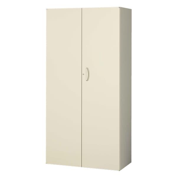 生興 クウォール システム収納庫 両開き書庫 W900×D500×H1800 RG5-18H