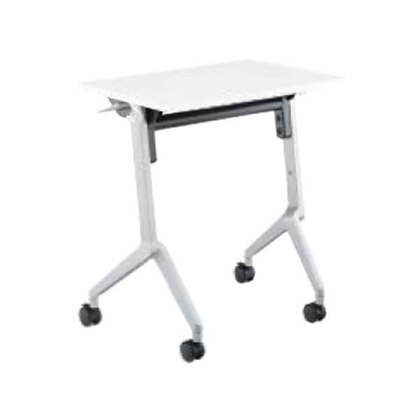 コクヨ(KOKUYO) ミーティングテーブル 長方形 リーフラインS W650×D450×H720mm KT-126AM10