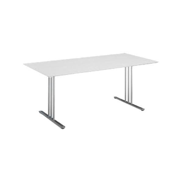 コクヨ(KOKUYO) ミーティングテーブル 長方形 ATTESA(アテーザ) W1800×D800×H700mm LT-212YSWNN