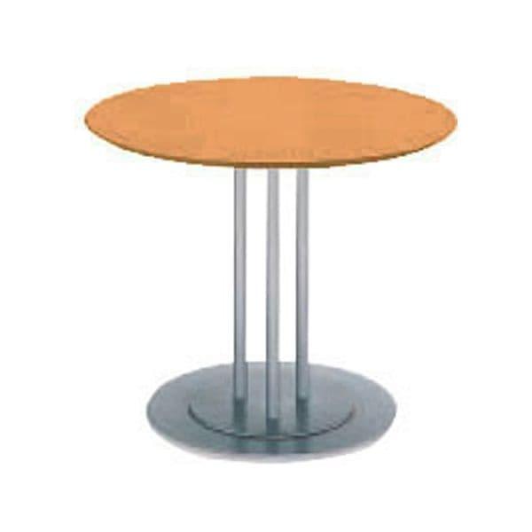 コクヨ(KOKUYO) ミーティングテーブル 円形 ATTESA(アテーザ) Φ900×D900×H700mm LT-216YKN