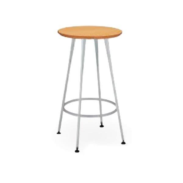 コクヨ(KOKUYO) ミーティングテーブル 円形 EAT IN(イートイン) Φ600×D600×H1000mm LT-337T72