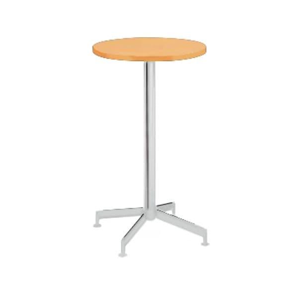 コクヨ(KOKUYO) ミーティングテーブル 円形 EAT IN(イートイン) Φ600×D600×H1000mm LT-M407T72