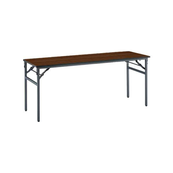 コクヨ(KOKUYO) 長方形テーブル KT-N120シリーズ W1800×D450×H700mm KT-NS120