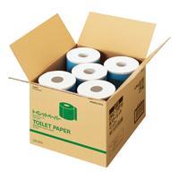 【メーカー直送の為代引き不可】長尺トイレットペーパー(10ロール入り)    【コクヨKOKUYO】DRC-TRP10お買い得10箱パック
