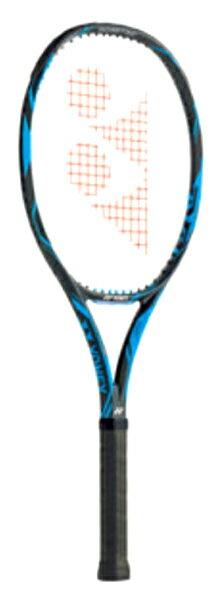 ヨネックス Eゾーン ディーアール 16FW 硬式テニスラケット EZD100-188 (ブラック/ブルー)