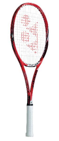 ヨネックス ジーエスアール9 ソフトテニスラケット GSR9-001 (レッド)