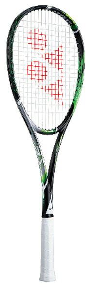 ヨネックス レーザーラッシュ 9S ソフトテニスラケット LR9S-133 (ブライトグリーン)