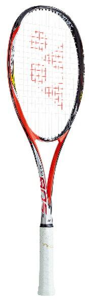 ヨネックス ネクシーガ90S ソフトテニスラケット NXG90S-212 (ブライトレッド)
