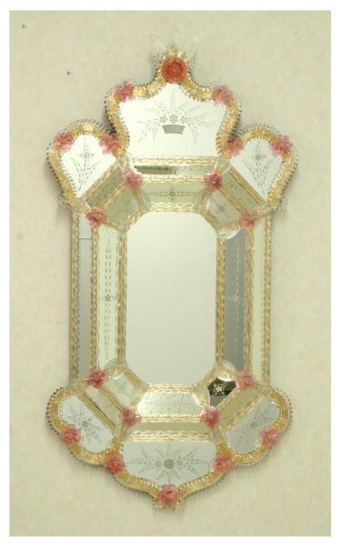 ベネチアングラスミラー Fi1001