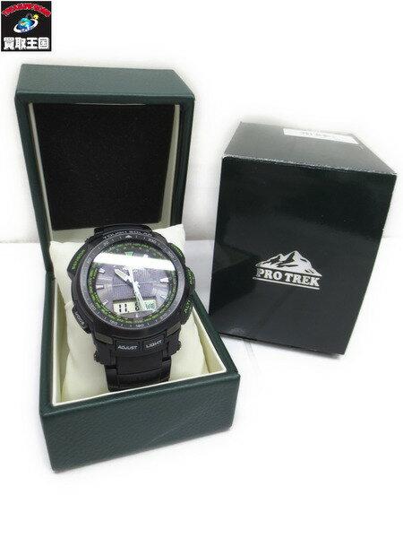 ef24f887f86d PROTREK プロトレック PRW-5100 腕時計【中古】 信用第一、品質第一 ...