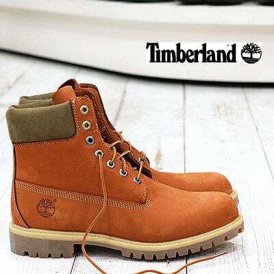 【 日本正規取扱店 】 ティンバーランド 6インチ プレミアム ブーツ メンズ TB0A17YC ORG Timberland 6INCH PREMIUM BOOTS MENS BOOTS 靴