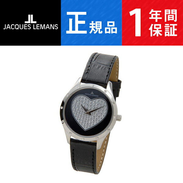 【JACQUES LEMANS】ジャックルマン Rome クォーツ レディース アナログ 腕時計 1-1803A