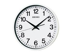 【SEIKO CLOCK】セイコー SEIKO 衛星電波時計 掛け時計 GP201W
