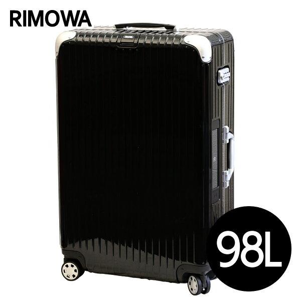 リモワ RIMOWA リンボ 98L ブラック E-Tag LIMBO ELECTRONIC TAG マルチホイール スーツケース 882.77.50.5