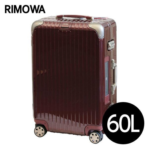 リモワ RIMOWA リンボ 60L カルモナレッド E-Tag LIMBO ELECTRONIC TAG マルチホイール スーツケース 882.63.34.5
