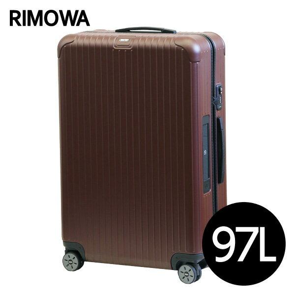 リモワ RIMOWA サルサ 97L カルモナレッド E-Tag LIMBO ELECTRONIC TAG マルチホイール スーツケース 811.77.14.5