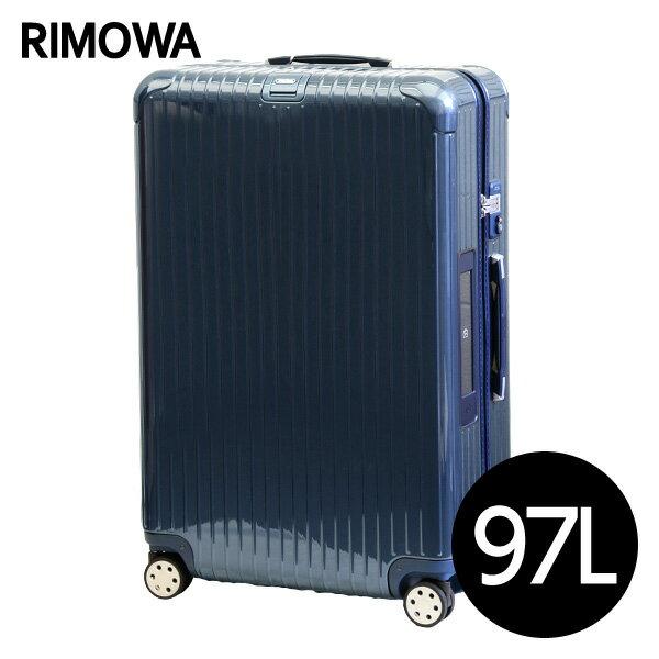 リモワ RIMOWA サルサ デラックス 97L ヨッティングブルー E-Tag SALSA DELUXE ELECTRONIC TAG マルチホイール スーツケース 831.77.12.5