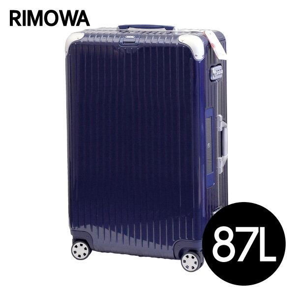 リモワ RIMOWA リンボ 87L ナイトブルー E-Tag LIMBO ELECTRONIC TAG マルチホイール スーツケース 882.73.21.5