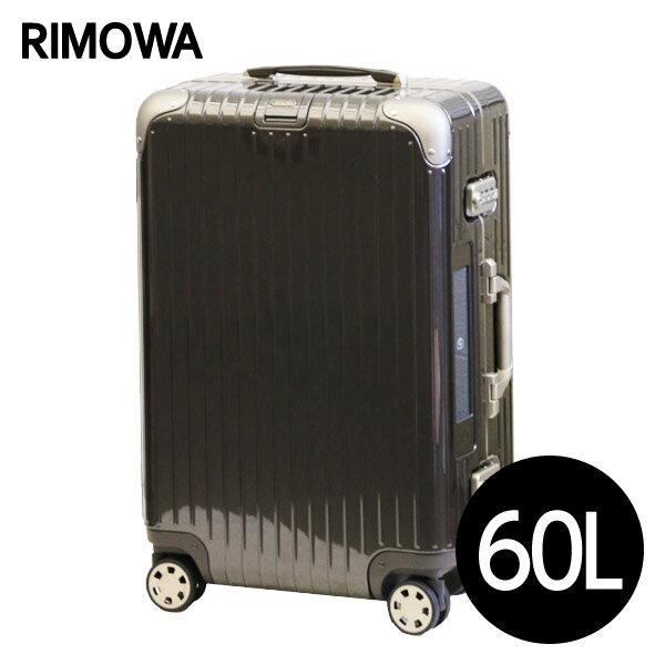 リモワ RIMOWA リンボ 60L グラナイトブラウン E-Tag LIMBO ELECTRONIC TAG マルチホイール スーツケース 882.63.33.5