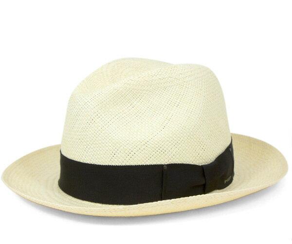 ベイリー(Bailey Hats) 麦わら帽子 ストローハット 中折れ ナチュラル 帽子 メンズ