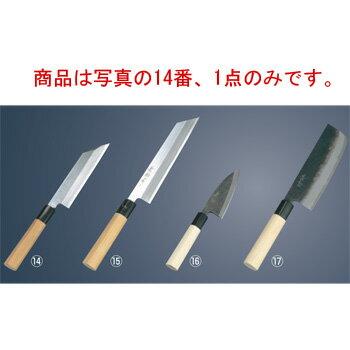 兼�作 日本鋼 細工庖� 18cm�包�】�キッ�ンナイフ】�和包�】