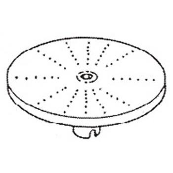 ロボクープ 野菜スライサー CL-52D・CL-50E用刃物円盤 丸千切り盤 3mm【野菜スライサー フードスライサー 業務用スライサー】【robot coupe】【エフエムアイ】【業務用】