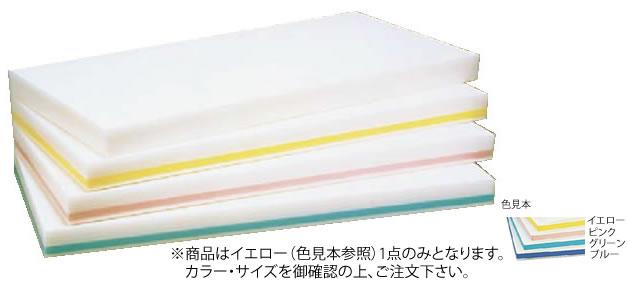 抗菌ポリエチレン・おとくまな板4層 600×350×H30mm Y【真魚板】【いずれも】【チョッピング・ボード】【業務用】