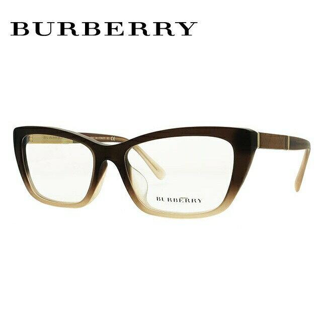 バーバリー メガネフレーム  伊達メガネ アジアンフィット BURBERRY BE2236F (B2236F) 3607 54サイズ  国内正規品 フォックス ユニセックス メンズ レディース