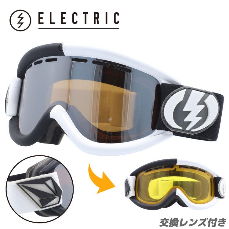 ELECTRIC エレクトリック スノーゴーグル EG0212900 EG.5 V.Co-Lab Bronze / Silver Chrome スキー スノーボード ボーナスレンズ付き GOGGLE メンズ レディース ジュニア UVカット