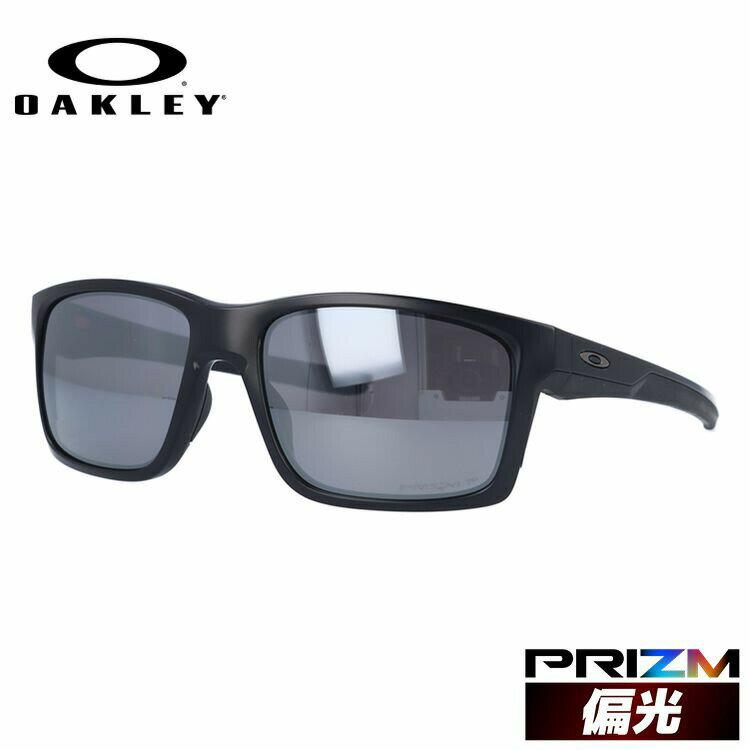 オークリー OAKLEY サングラス メインリンク OO9264-2757 57サイズ レギュラーフィット MAINLINK 偏光レンズ プリズムレンズ メンズ レディース スポーツ アイウェア