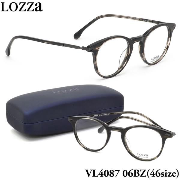 【ロッツァ】 (LOZZA) メガネVL4087 60BZ 46サイズMONTALE LOZZA メンズ レディース