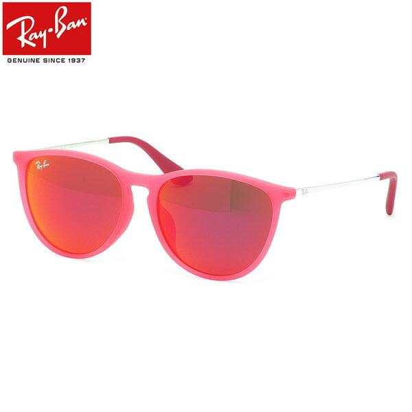 【Ray-Ban】 (レイバン) サングラスRJ9060SF 70096Q 52サイズジュニア ERIKA エリカ IZZY Junior キッズ 子供用RayBan 子供用 キッズ用