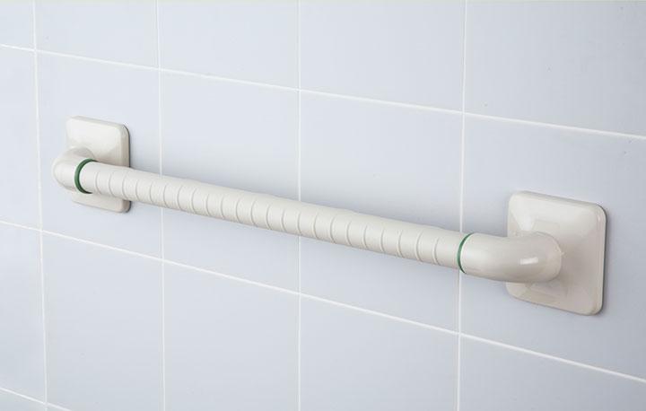 DIPPERホクメイ ベストセレクトバー 圧着式 L型 400×400 タイル壁面・パネル用 UA-440-10 [※代引不可]