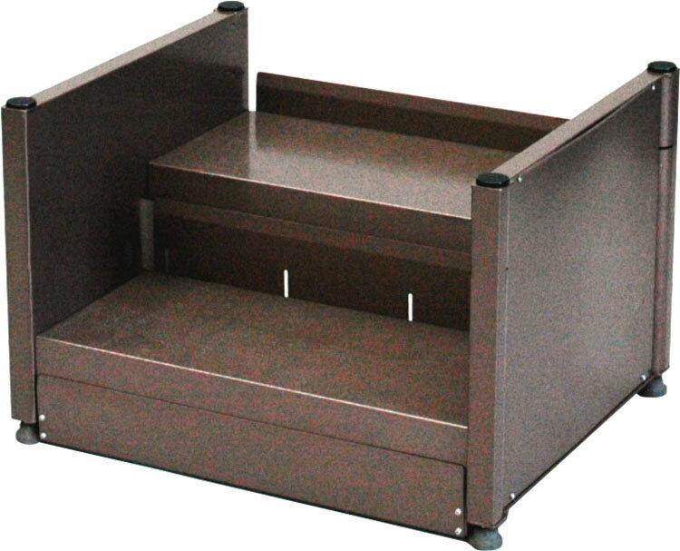 手すり付ステップ台 CHD-1C H48.8×W67.7×D56.4cm 質量:23.0kg [※代引不可]