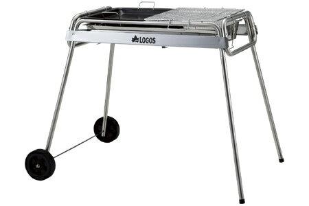 《送料無料》LOGOS (ロゴス) ハイステンチューブラル キャスター・Gプラス(鉄板付) 81060840 1602 アウトドア キャンプ 用品 アクセサリー ツール