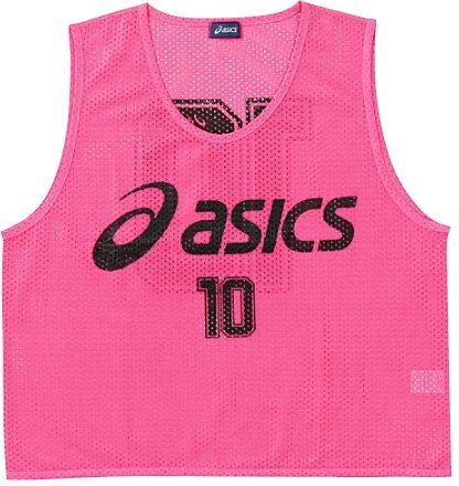《送料無料》asics (アシックス) ビプス(10枚セット) XSG060 18 1610 メンズ レディース サッカー フットサル アクセサリー ビブス