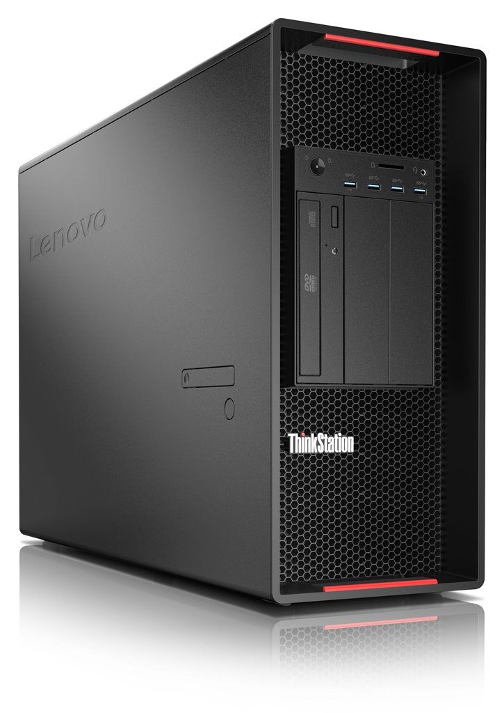 【新品/取寄品】ThinkStation P910/E5-2660 v4 x2/16GBMem/1024GB/Win10Pro 30B8000SJP