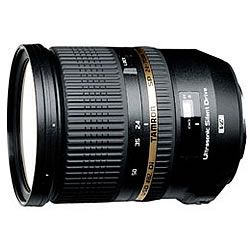 【新品/取寄品】TAMRON SP 24-70mm F/2.8 Di VC USD (Model A007E) [キヤノン用]