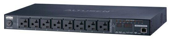 【新品/取寄品】エネルギー管理機能搭載 8ポート eco PDU PE8208A/ATEN