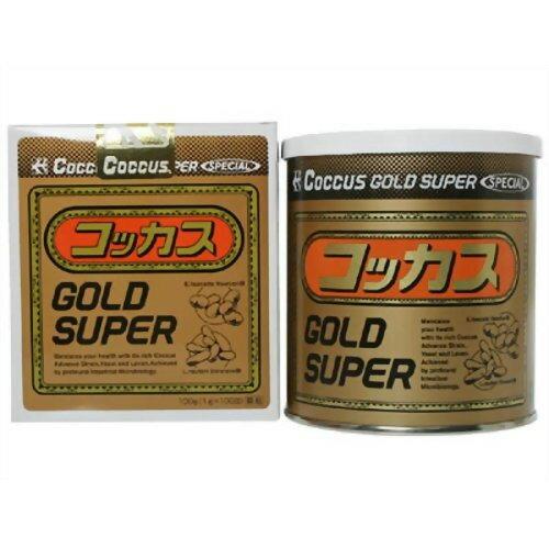 【新品/取寄品】【通販限定】コッカス ゴールドスーパー 1g×100包