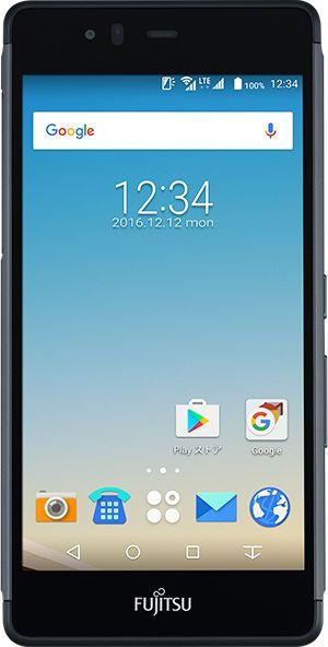 【新品/取寄品】法人向けAndroidスマートフォンARROWS M357(5.0型HD/Android 6.0/WAN対応) FARM061B1