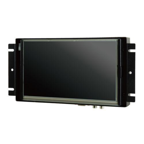 【新品/取寄品】8型ワイドHDMI端子搭載組込み用タッチパネル液晶モニター KE083T