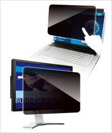 【新品/取寄品】覗き見防止フィルター Looknon N8 デスクトップ用22.0インチ(16:10) 5枚セットテープ仕様 LNW-220N8T/5MAI