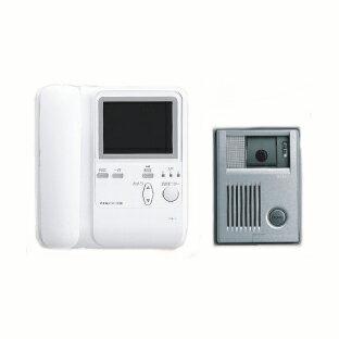 【新品/取寄品】アイホン カラーカメラ付玄関子機とカラーモニター付親機 KB3・5 KBS-3ARD-T
