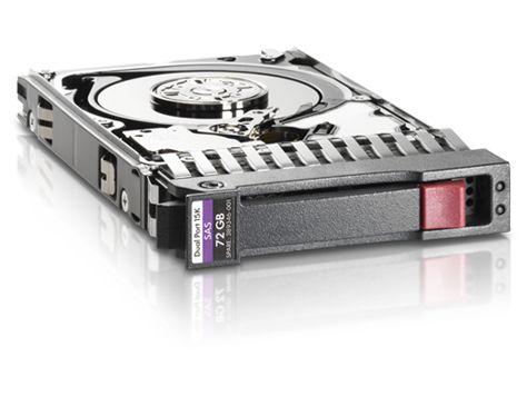 【新品/取寄品】HP 300GB 15krpm SC 3.5型 12G SAS ハードディスクドライブ 737261-B21