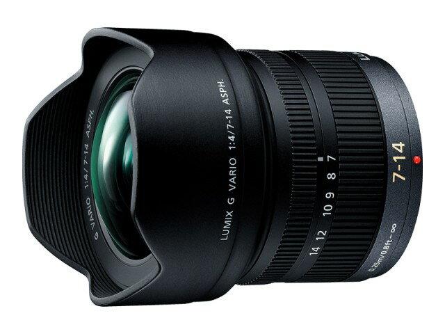 【新品/取寄品】Panasonic LUMIX G VARIO 7-14mm/F4.0 ASPH. H-F007014