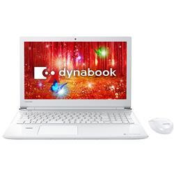 【新品/取寄品】dynabook T55 T55/CW PT55CWP-BJA2 リュクスホワイト