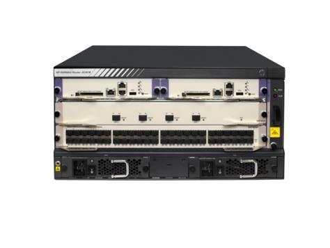 【新品/取寄品】HP HSR6802 Router Chassis JG361B