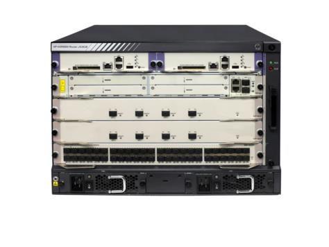 【新品/取寄品】HP HSR6804 Router Chassis JG362B